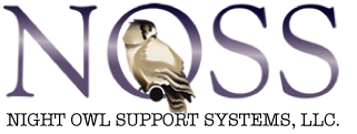 Night Owl Support systems logo